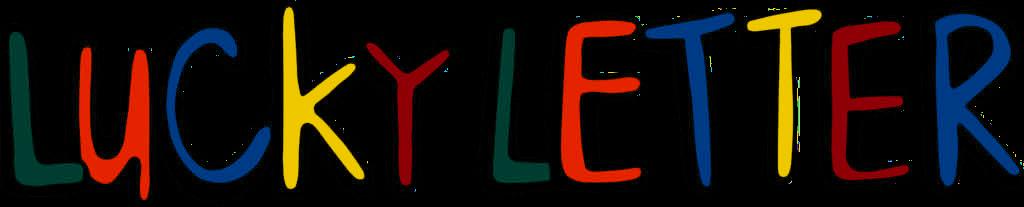 Lucky Letter Logo